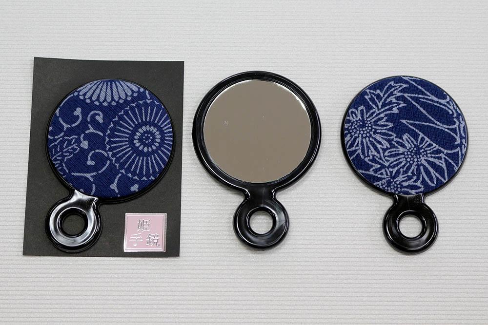 3-C 丸手鏡 縦9.5 x 横6.5 x 奥0.5 (432円)(税込)